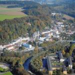 Trostberg heute. © Stadt Trostberg