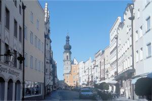Innerer Markt. © Stadt Trostberg