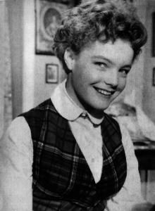 Romy Schneider besuchte von 1949 bis 1953 das Internat