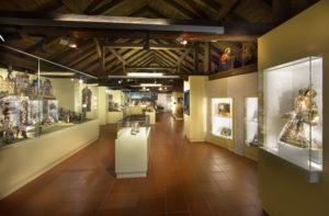 Krippenausstellung © Museum Schloss Ritzen / Walter Ozclon