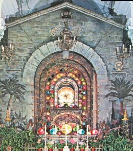 """Das """"Heilige Grab"""" in der Karwoche"""