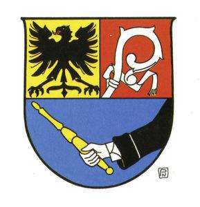 Wappen der Stadtgemeinde Bischofshofen
