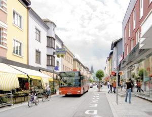 Bischofshofen, Einkaufszentrum © Atelier Wolf