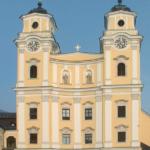 ehem. Stiftskirche St. Michael in Mondsee © C. Schneeweiss