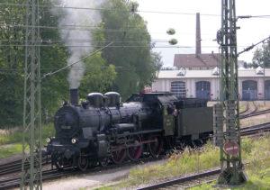 """Eisenbahnmuseum """"Lokwelt Freilassing"""" © S.Schwedler"""