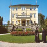 Die Emsburg in Salzburg ist seit 1948 das Mutterhaus der Halleiner Schulschwestern. © K. Birnbacher