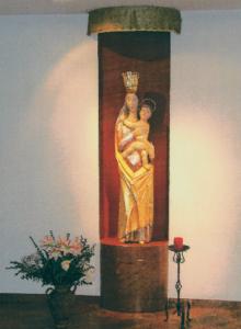 Mutter Gottes von Jakob Adlhart © K. Birnbacher