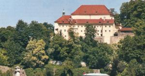 Das Kapuzinerkloster in der Stadt Salzburg © C. Schneeweiss