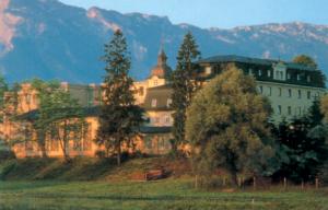 Privatgymnasium der Herz Jesu Missionare in Salzburg © K. Birnbacher