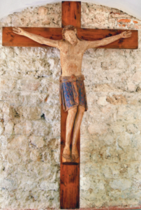 Romanisches Kreuz, ca. 1160