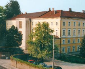 """Kloster vom Guten Hirten """"St. Josef"""" © K. Birnbacher"""
