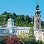 Benediktinererzabtei St. Peter in Salzburg © K. Birnbacher