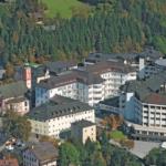 Krankenhaus der Barmherigen Schwestern in Schwarzach © K. Birnbacher