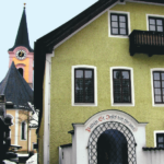 Barmherzige Schwestern vom Guten Hirten St. Josef in Teisendorf © H. Roth