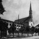 Ehemaliges Kapuzinerkloster in Traunstein © C. Soika