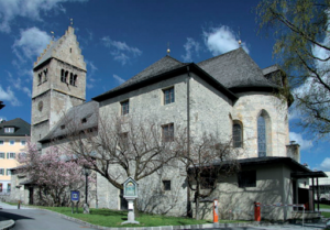 Pfarrkirche St. Hippolyth in Zell am See © H. Dopsch