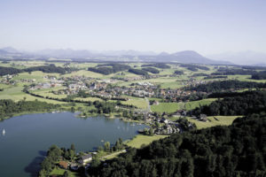 Obertrum am See. © Marktgemeinde Obertrum am See