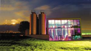 Gärkeller der Brauerei Obertrum. © Brauerei Obertrum