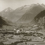 Das Raurisertal um 1900. © Talmuseum Rauris; Repro SLA