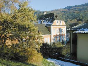 Schloss Adelsheim in Berchtesgaden © H. Guggenberger