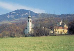 Schloss Aigen in Salzburg © Bundesdenkmalamt