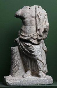 Statue des Asklepius © O. Harl (2004)