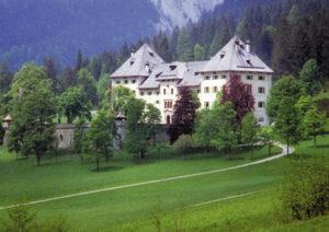 Schloss Blühnbach © Land Salzburg Bildungsmedien