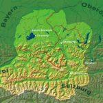 Das Territorium von IUVAVUM (C. Uhlir & K. Schaller, 2007)