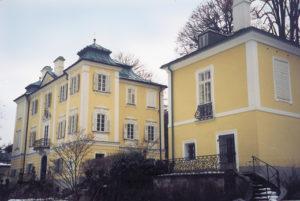 Schlössl Emslieb mit Stöckl © Bundesdenkmalamt