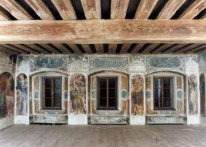 Schloss Freisaal © Bundesdenkmalamt