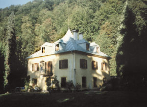 Schloss Fürberg © Bundesdenkmalamt