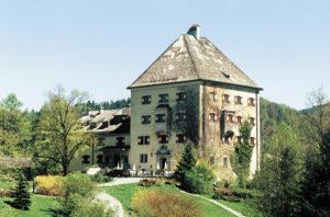 Schloss Fuschl © Land Salzburg Bildungsmedien
