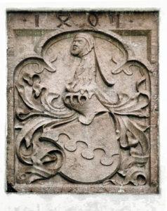 Gartenau Wappen © Bundesdenkmalamt