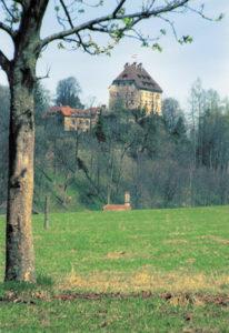 Schloss Glanegg © Bundesdenkmalamt