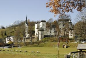 Schloss Goldegg © H. Guggenberger