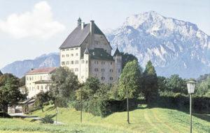 Schloss Goldenstein © Bundesdenkmalamt