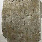 Grabinschrift des Quintus Sabinius Euprepes © O. Harl 2002