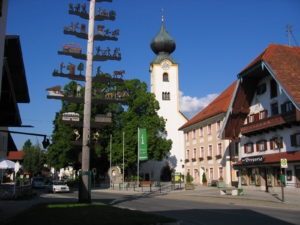 Grassauer Kirche heute © H. Grabmüller