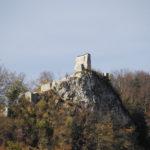 Burg zur Sicherung des Salzabbaus © TV Hallein