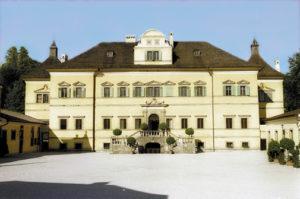 Schloss Hellbrunn © Bundesdenkmalamt