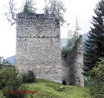 Ruine Hieburg © TV Neukirchen am Großv.