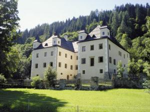 Schloss Höch© örtlicher Tourismusverband
