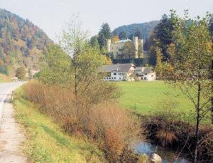 Schloss Hüttenstein© Bundesdenkmalamt