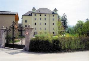 Schloss Kalsperg © Land Salzburg Bildungsmedien