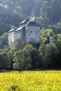 Burg Kaprun © TV Kaprun