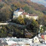 Kapuzinerkirche / Trompeterschlössl © Land Salzburg Bildungsmedien