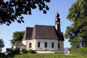 Kirche Maria Hilf © www.mondsee.at