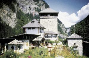 Burganlage Klammstein © TV Dorfgastein