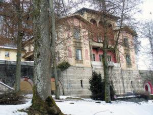 Königliche Villa in Berchtesgaden © J. Lang