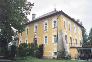 Schloss Lasseregg © Bundesdenkmalamt